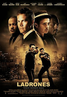 Ladrones (Takers) (2010)