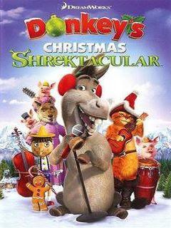 Shrektacular La Navidad de Burro (2010)