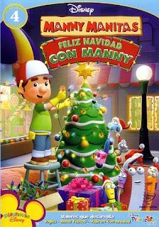 Manny Manitas Feliz Navidad con Manny (2010)