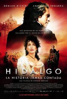 Hidalgo La historia jamás contada (2010)