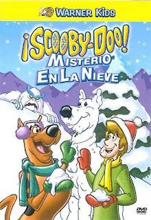 Scooby Doo Misterio en la nieve (2010)