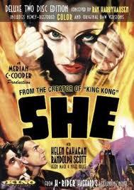 She la diosa del fuego (1935)