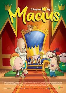 El pequeño rey Macius (2010)