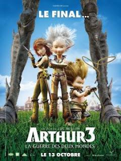 Arthur 3 La guerra de dos mundos (2011)