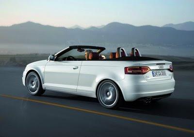 Audi A3 Cabrio Information