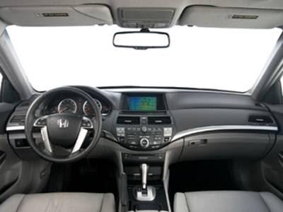 Honda Accord Sedan Interior View