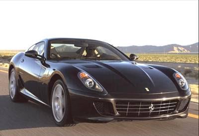 New Ferrari 599