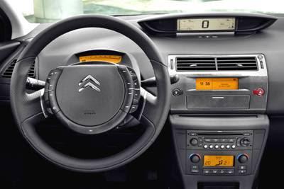 2008 Citroen C4 Sedan