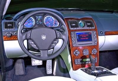 Maserati+quattroporte+gts+interior