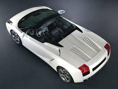 2006 Lamborghini Gallardo Spyder Automotive News