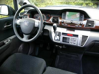 2004 Honda FR V; Honda Accord 2004 Interior.