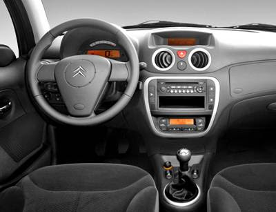 Citroen C3 Now you can have some elements of equipment that were not