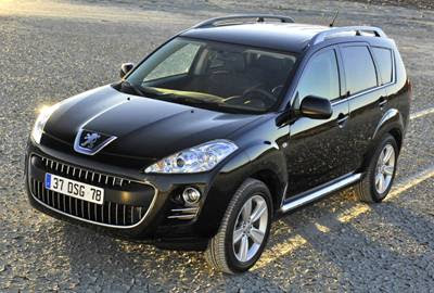 Peugeot 4007 2011 Pictures