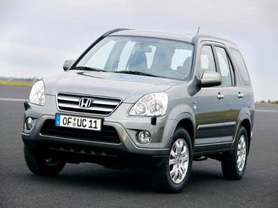 2005 Honda Crv Se. The Honda CR-V 2005