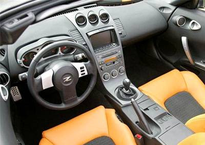 tuningcustomcar nissan 350z nterior pics. Black Bedroom Furniture Sets. Home Design Ideas