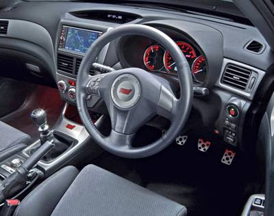 subaru sti 2011 interior. Subaru Wrx Sti 2011 Specs