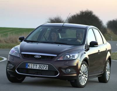 New Ford Focus 3 Door