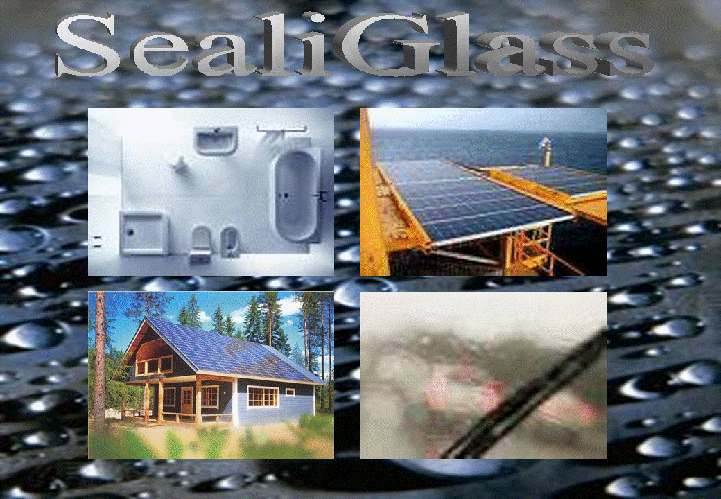 SealiGlass the only permanent easy to clean coating system for glass