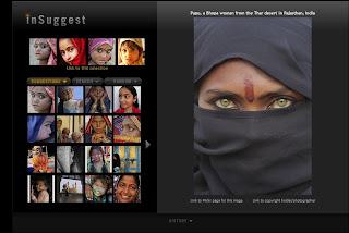 flickr avec insuggest