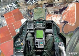 google earth simulateur de vol