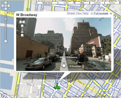 google maps st patrick