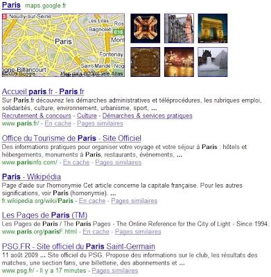 Google Serps