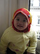 Aisyah Safiyya sudah berumur 9 bulan 15th June 2009