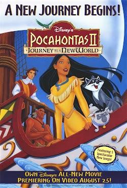 Công Chúa Da Đỏ 2: Hành Trình Đến Thế Giới - Pocahontas 2: Journey To A New World (1998) Poster