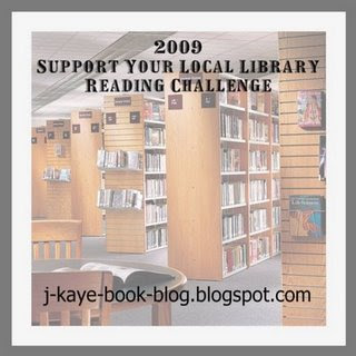 Support Your Local Library Challenge