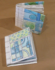 MINIBOOKS - Mini altered books - Petit journals artistique