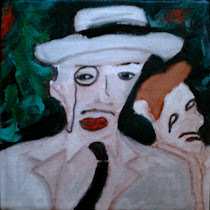 CASABLANCA SERIE, 5 PAINTINGS