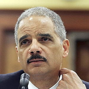 eric holder nervous Memo to Congress: Ask Eric Holder About Van Jones