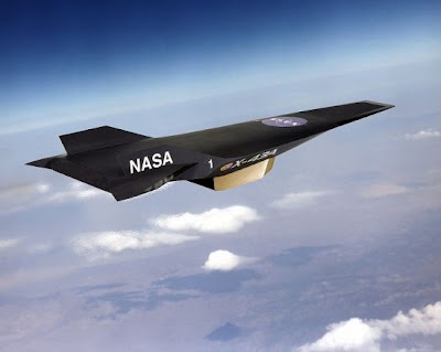 NASA to Test World's Fastest Hypersonic  ScramJet Seen On www.coolpicturegallery.us