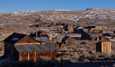 Interesting Ghost Town Seen On www.coolpicturegallery.us
