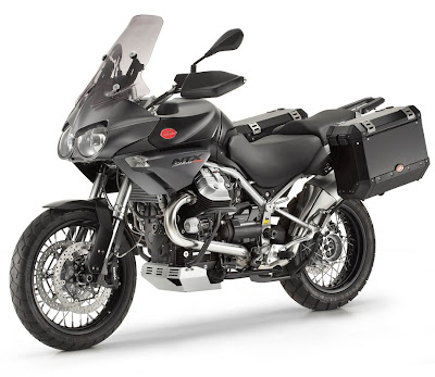2011 Moto Guzzi Stelvio 1200 Motorcycle Seen On www.coolpicturegallery.us