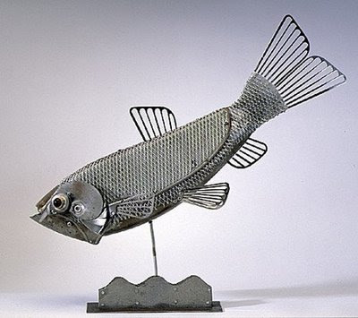 Animal Toys Made up of Steel Seen On www.coolpicturegallery.us
