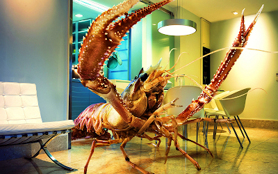 The Office Spiny Lobster