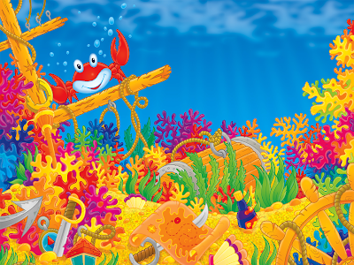 fish tank wallpaper. Children#39;s Sea Aquarium
