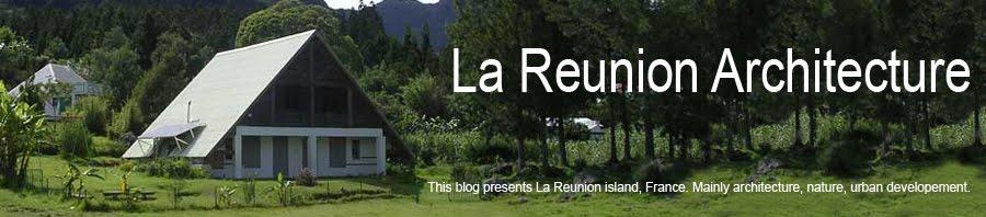 La Reunion Architecture