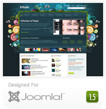 Infuse Joomla Template
