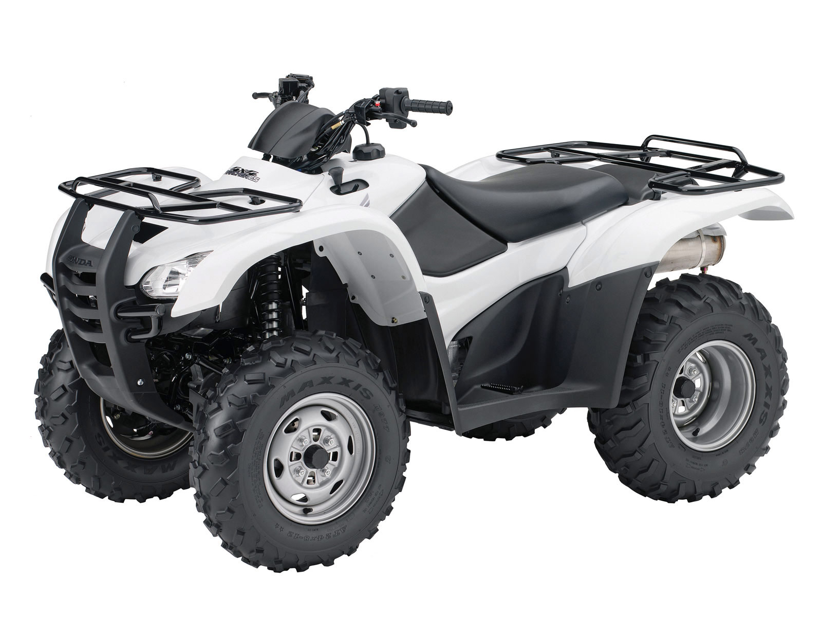 HONDA FourTrax Rancher 4X4 ES ATV pictures 2009   Insurance