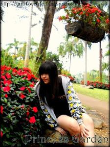 Thailand のPrincess garden:)