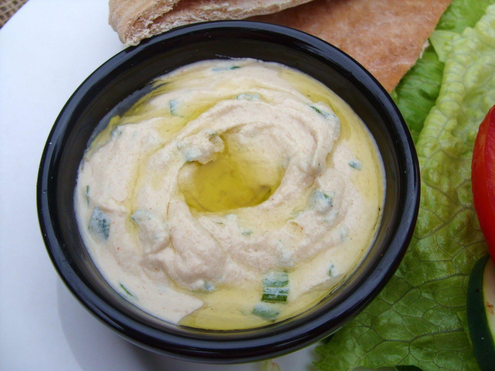 Sage Trifle: Lemon Tahini Sauce