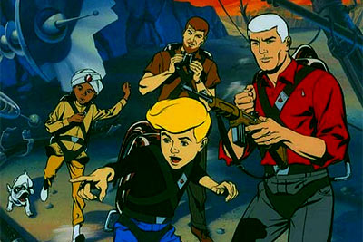 Image of Jonny Quest-2