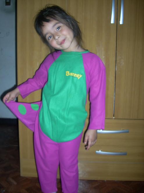 Nuevo!!! Barney el Dinosaurio