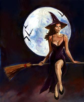 Bruxa!!