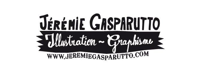 Jérémie gasparutto Graphisme - Illustration