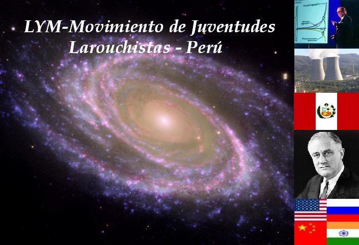 Movimiento de Juventudes Larouchistas-Perú