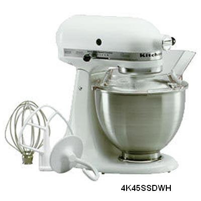 Nowadays, this Kitchenaid 5 quart mixer has many different colors.