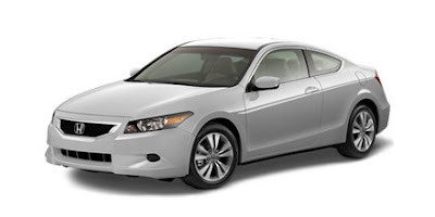 2010 Honda Accord Coupe LX-Sport 5-Spd MT